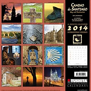 Camino de Santiago 2014. Mindful edition: Way and Destination (Mindful Editions)