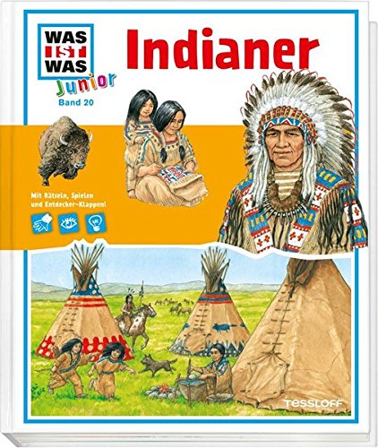 Was ist was junior, Band 20: Indianer