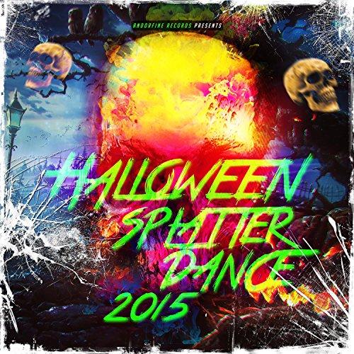 Various Artists-Halloween Splatter Dance 2015