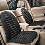 Best Seat Covers - Evelyn Living Orthopaedic Car Van Seat Cushion Front Review