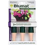 Blumat 23308 Easy Flaschenadapter 0,2 l, 3 Stück
