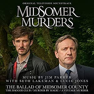 Jim Parker -  The music of Midsomer Murders