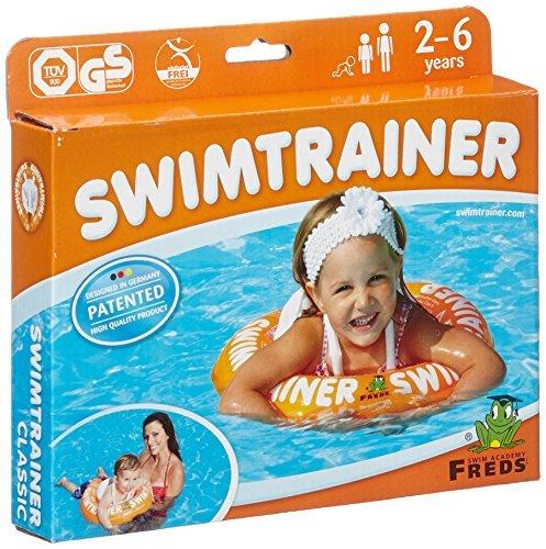 Swimtrainer Classic orange 2-6yr Color: Orange (33-65 lbs / 2-6 years)