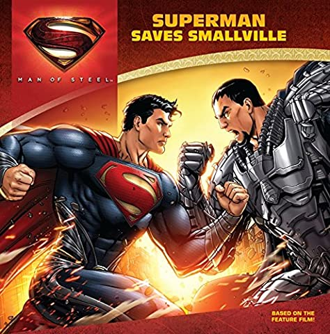 Man of Steel: Superman Saves