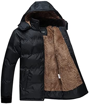 Warm winter coats uk
