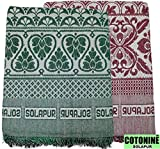 Best Blankets - Solapur Chaddar (Cotton Blanket) : Pure cotton Review