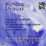 Strauss Orchestral Works