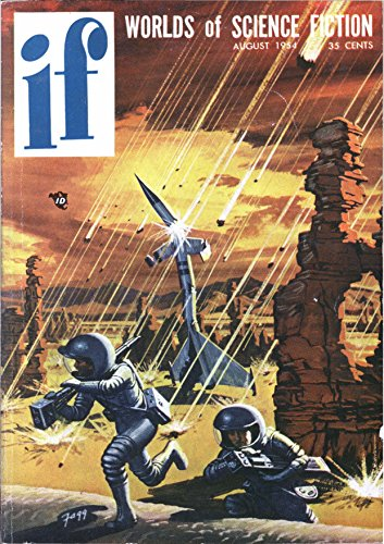 If Magazine V 03 N 06 August 1954 (If Science Fiction  Magazine Book 18) (English Edition) -