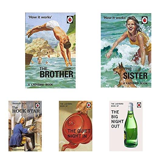 Ladybird Five-Book Bundle