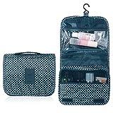 Emwel bolsa de cosméticos bolsa de aseo para hombres y mujeres de...