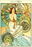 Poster 50 x 70 cm: Monaco Monte - Carlo von Alfons Mucha -