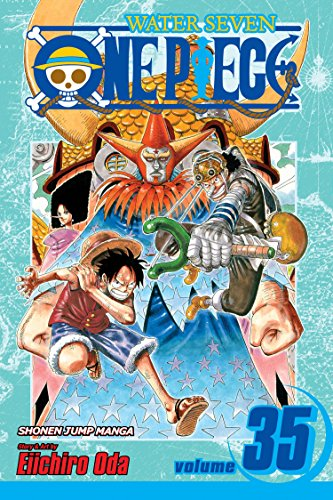 eBookStore New Release: One Piece Volume 35 PDB