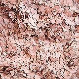 Bodenbeschichtung Farbchips small plates puderrosa1 grob 1kg