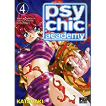 Psychic Academy, Tome 4 :