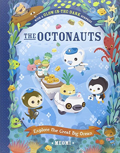 The Octonauts Explore The Great Big Ocean por Meomi