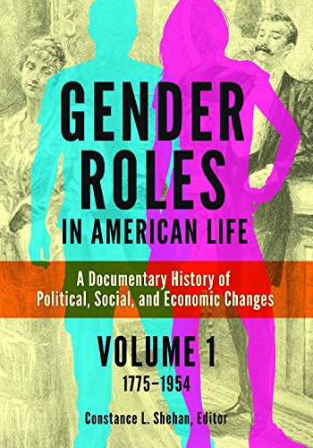 Gender Roles in American Life [2 Volumes]: A Documentary History of Political, Social, and Economic Changes (Documentary and Reference Guides)