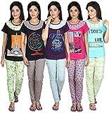 #6: meril girls night suit pyjama sets