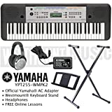 Yamaha YPT-255 Keyboard including official adapter