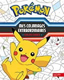 Pokémon / Mes coloriages extraordinaires - Colos codés...