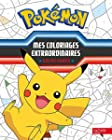 Pokémon/Mes coloriages extraordinaires - Colos codés