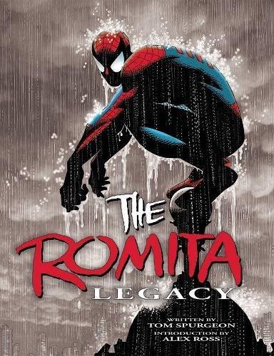 Romita LegacyDF ROMITA LEGACY HC  ALEX ROSS COVER: Generations