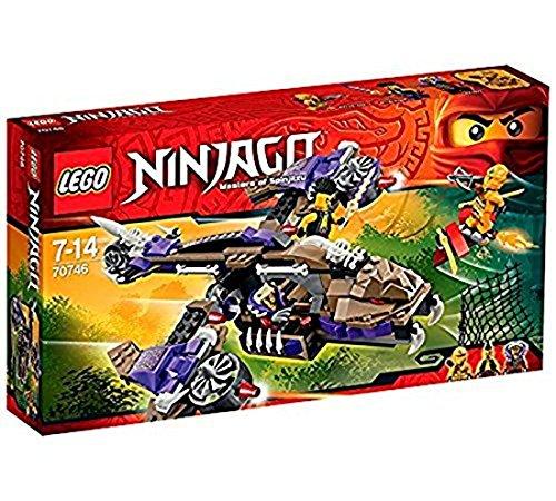 LEGO Ninjago 70746 - L'Attacco del Condrai Copter