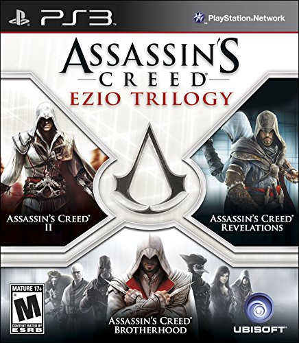 Assassin's Creed: Ezio Trilogy - PS3