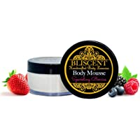 Bliscent Sparkling Berries Body Mousse For Unisex - 50 gm