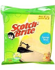 Scotch-Brite Sponge Wipe 5 Pcs pack ( Multipurpose)