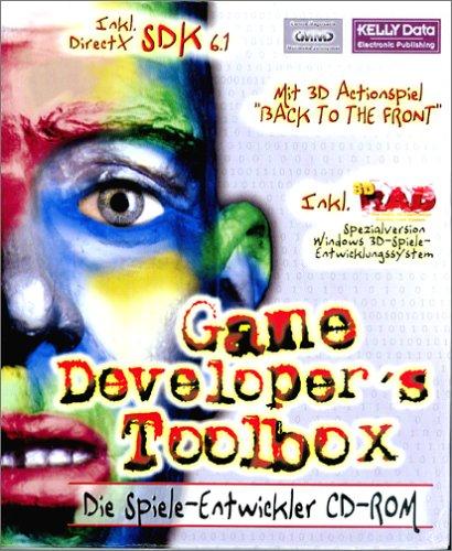 Game Developer's Toolbox. CD- ROM für Windows 95/98/ NT 4.0. Die Spiele- Entwickler CD- ROM -