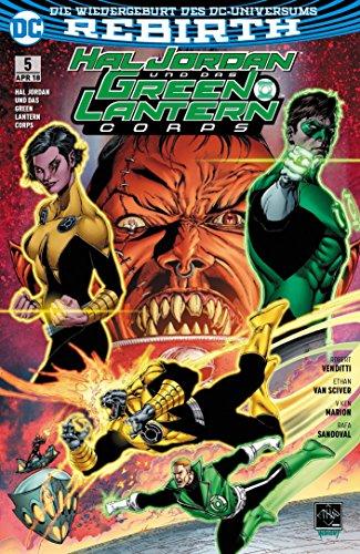 Hal Jordan und das Green Lantern Corps: Bd. 5: Der Bruch (Green Jordan Lantern Hal)