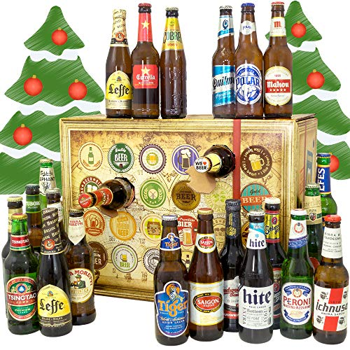 Bier Adventskalender international