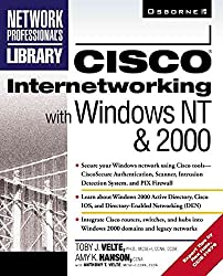 [(Cisco Internetworking with Windows NT and 2000)] [By (author) Toby Velte ] published on (February, 2000)