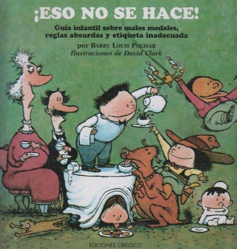 Eso No Se Hace! Cover Image