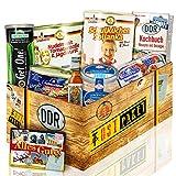 Herzhafte DDR Geschenkbox für Männer - DDR Waren - Geschenkbox aus dem Osten