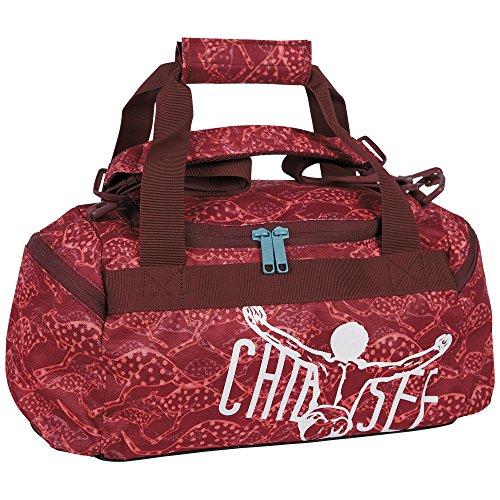 Chiemsee Sporttasche Matchbag X-Small, Izzy Cabaret Rot (Cangoobatik)