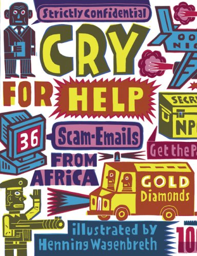 Cry for Help par Henning Wagenbreth