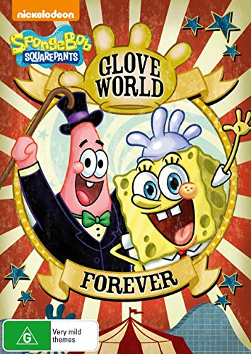 Spongebob Squarepants - Glove World Forever [NON-USA Format / PAL / Region 4 Import - Australia]