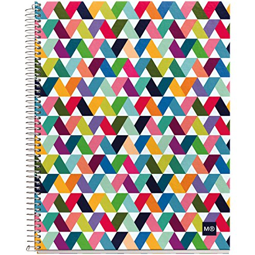 miquel-rius-spiral-bound-ruled-notebook-85-inch-x-11-inch-origami-light-acrylic-multicoloured