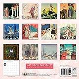 Image de Art Deco Fairytales 2016 Calendar: Glitter Cover, 4-Month