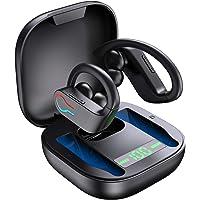 Cuffie Bluetooth 5.1 Bassi Potenziati, Auricolari Sport Senza Fili IP7 Impermeabili, In Ear Cuffie Auricolari Wireless…