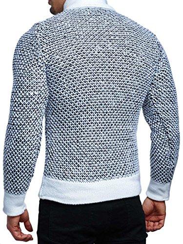 Tazzio - Pull - Homme Blanc