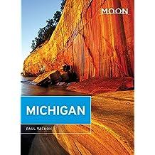 Moon Michigan (Travel Guide)