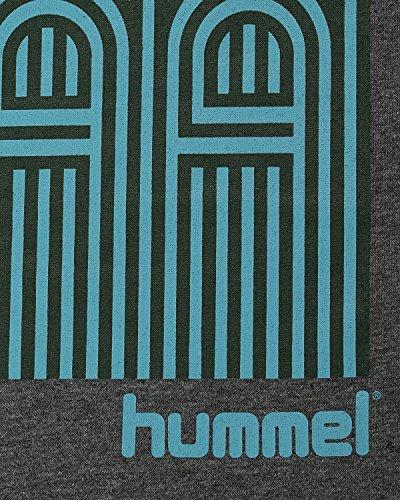 Hummel Fashion Bjoern T-Shirt Dunkelgrau