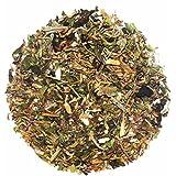 [Sponsored]The Indian Chai - Memory Zest Tea|Brain Booster Herbal Tea With Super Brain Herbs|Caffeine Free|50g