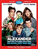 Alexander and the Terrible, Horrible, No Good, Very Bad Day [Blu-ray] [Import italien]
