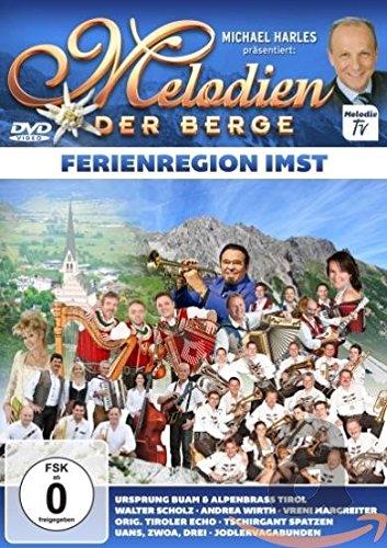 Melodien der Berge - Ferienregion Imst - Berg Klappe