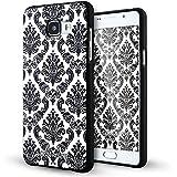 Galaxy A5 2016 Coque,Lizimandu 3D Motif Tpu Silicone Gel Étui Housse Protection Shell Cover Case Pour Samsung Galaxy A5 2016(Lace Fleur/Lace Flower)