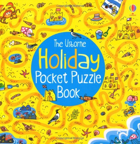 Holiday Pocket Puzzle Book (Pocket Puzzle Books)