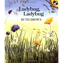 Ladybug, Ladybug (Picture Puffins) by Ruth Brown (1992-07-01)